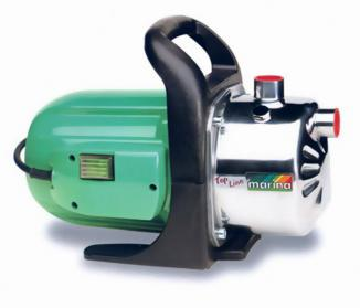 Простейший вид переносного агрегата, который можно использовать при неглубоком залегании уровня воды