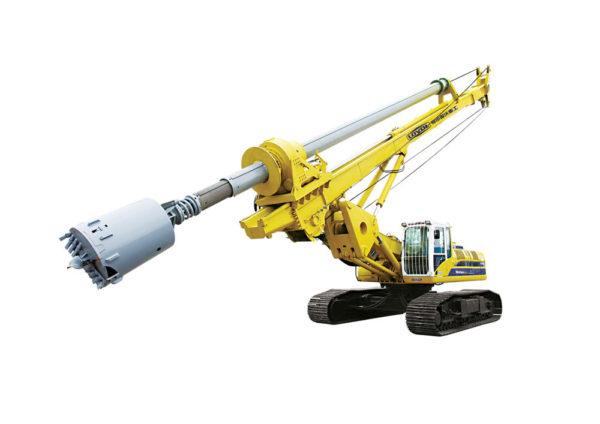 Роторные буровые установки считаются наиболее эффективными.