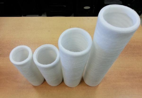 Сетки для фильтрационных колонн.