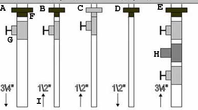 Схема подключения двухконтурного газового котла (см. описание в тексте)