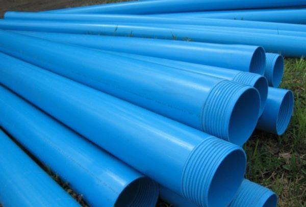 Современные пластиковые трубы не подвержены коррозии и удобны в монтаже