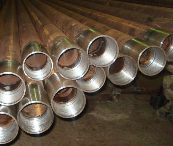 Сталь – прочный материал, часто применяемый при устройстве водозабора