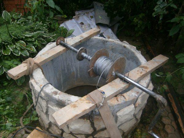 Удобство эксплуатации колодца зависит от его оборудования.