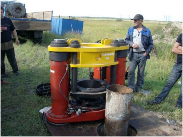 В процессе бурения может понадобиться установка промежуточных обсадных колонн.