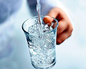 Вода, поступающая из скважины должна быть чистой